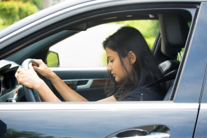 Fatigue and driving drowsy
